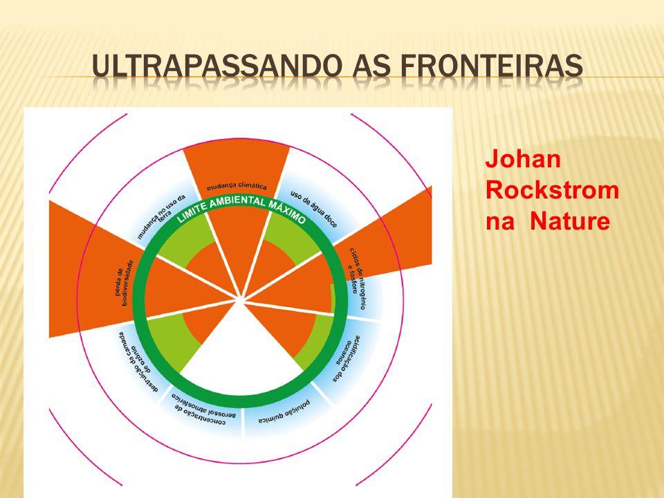 Johan Rockstrom na Nature