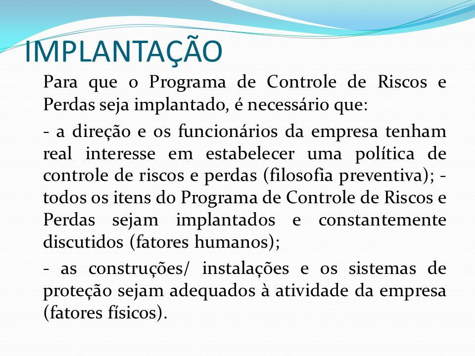 1) Falta de Controle – Não Conformidade com Normas Controle é uma função administrativa.