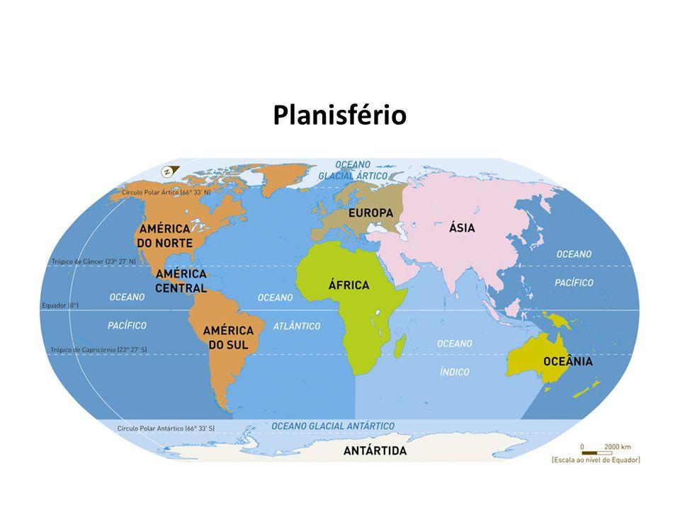 Planisfério