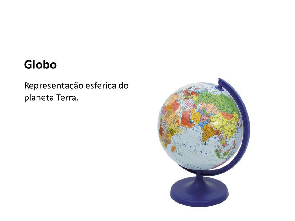 Representações da superfície terrestre   Os dois mais utilizados são… Os dois mais utilizados são… MapasGlobos