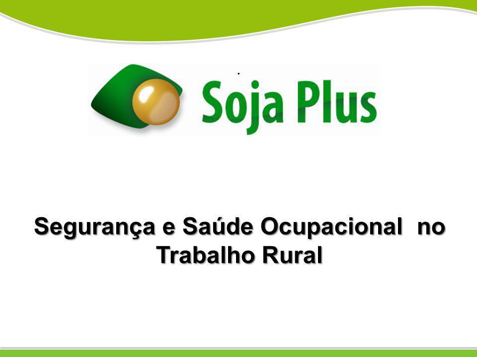 Segurança e Saúde Ocupacional no Trabalho Rural.