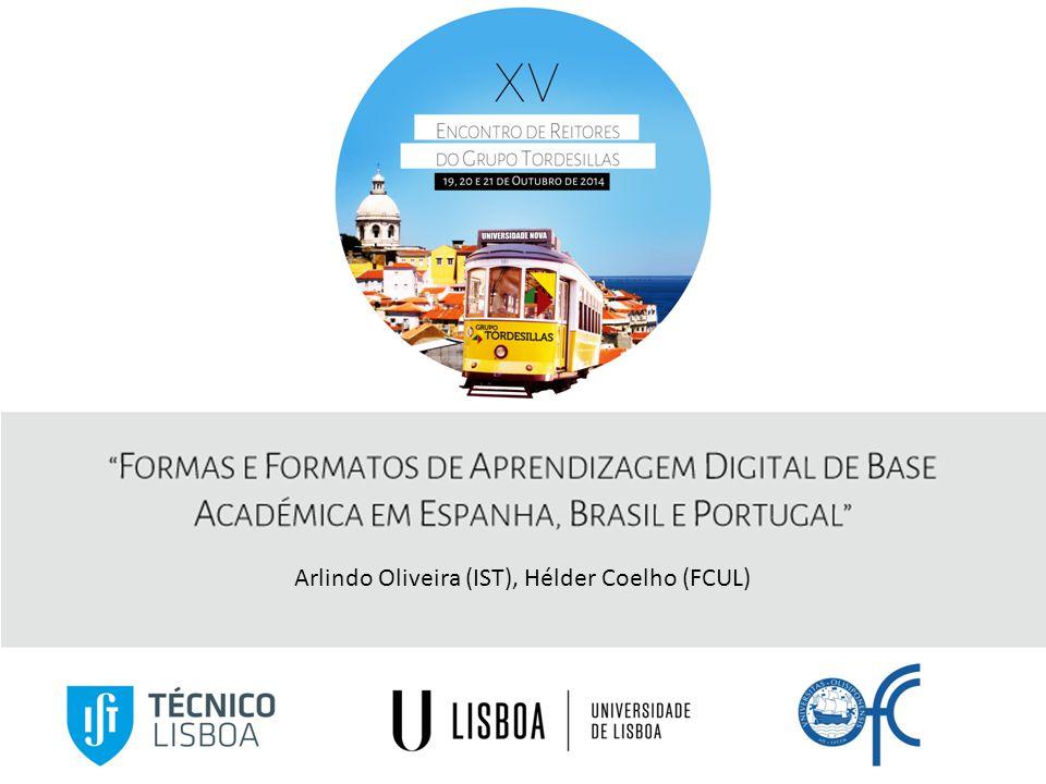 Arlindo Oliveira (IST), Hélder Coelho (FCUL)
