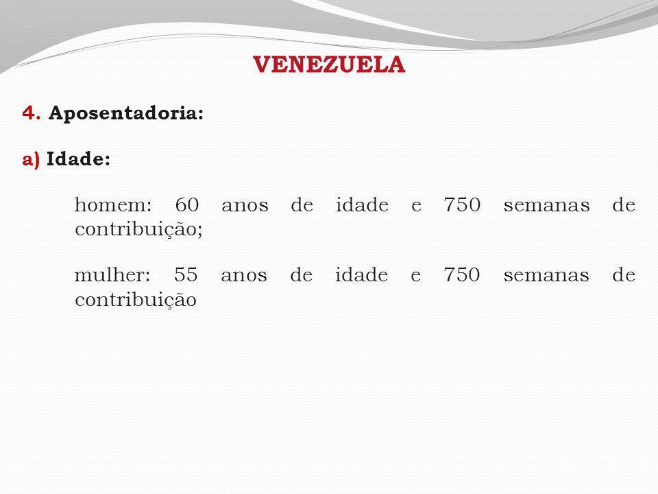 5 VENEZUELA 4.