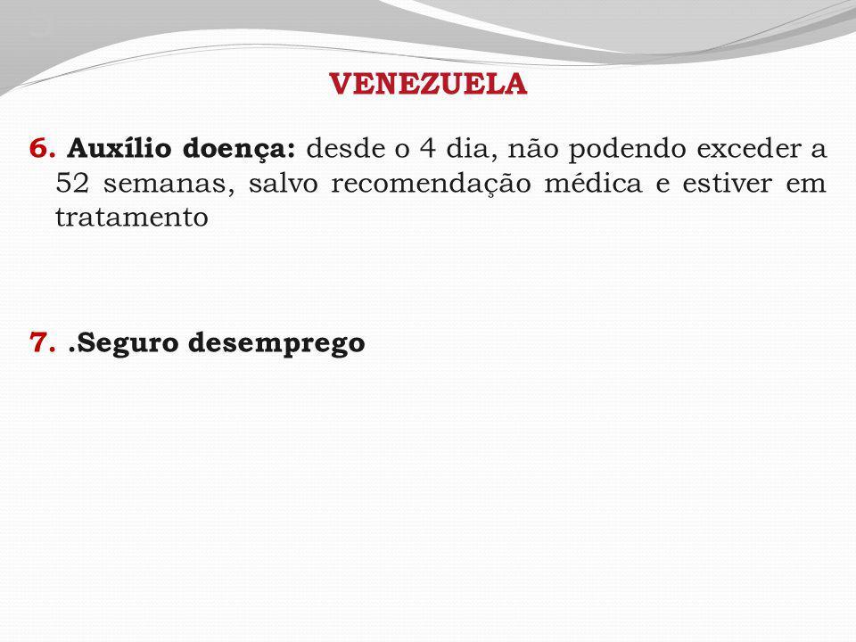 5 VENEZUELA 6.