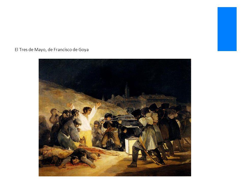El Tres de Mayo, de Francisco de Goya