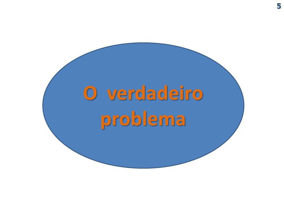 O verdadeiro problema 5