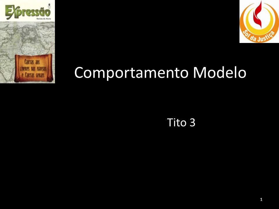 Comportamento Modelo Tito 3 1