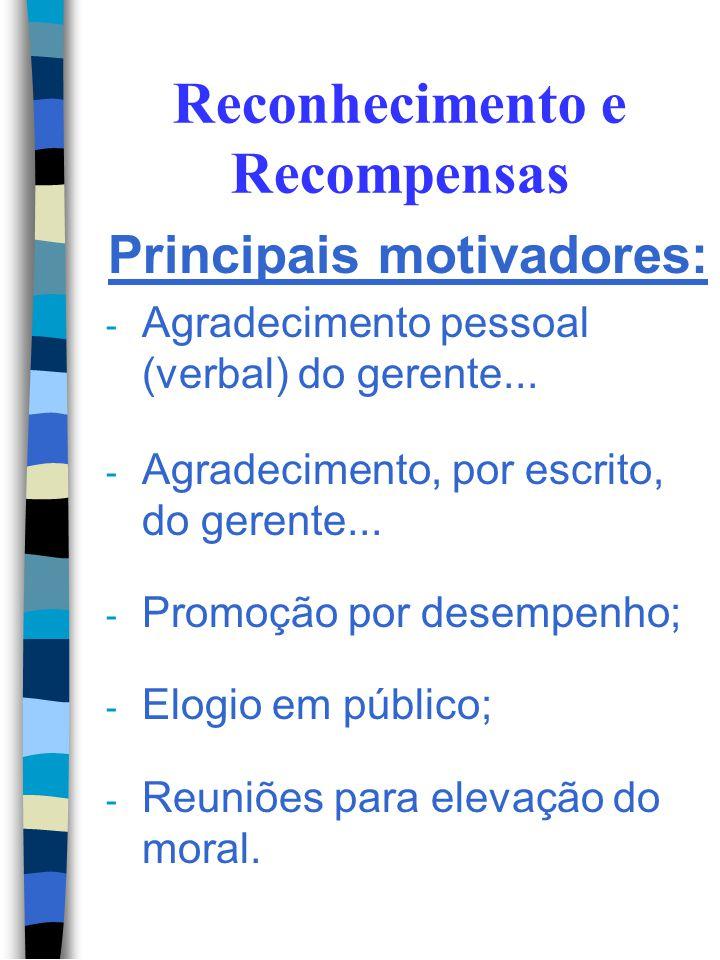 Motivação Os elementos da motivação são comuns a todos nós: É o entusiasmo que nos permite ter o prazer no trabalho e é a resistência que nos permite