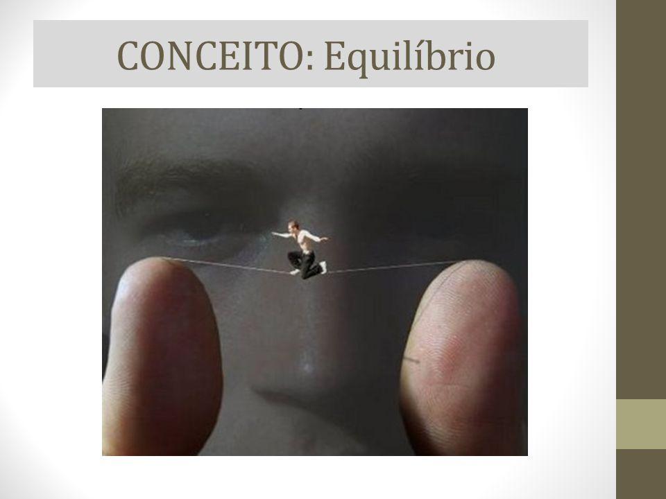 REFERENCIAS CONCEITUAIS Volumes em balanço.