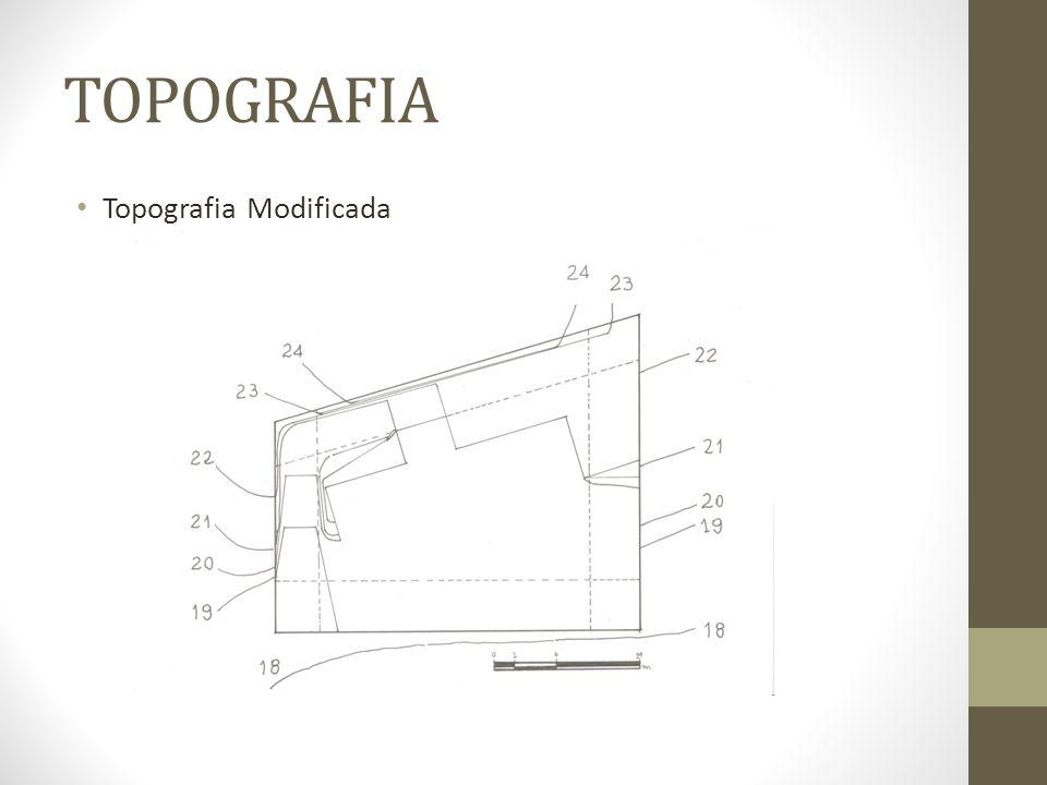 TOPOGRAFIA Topografia Modificada