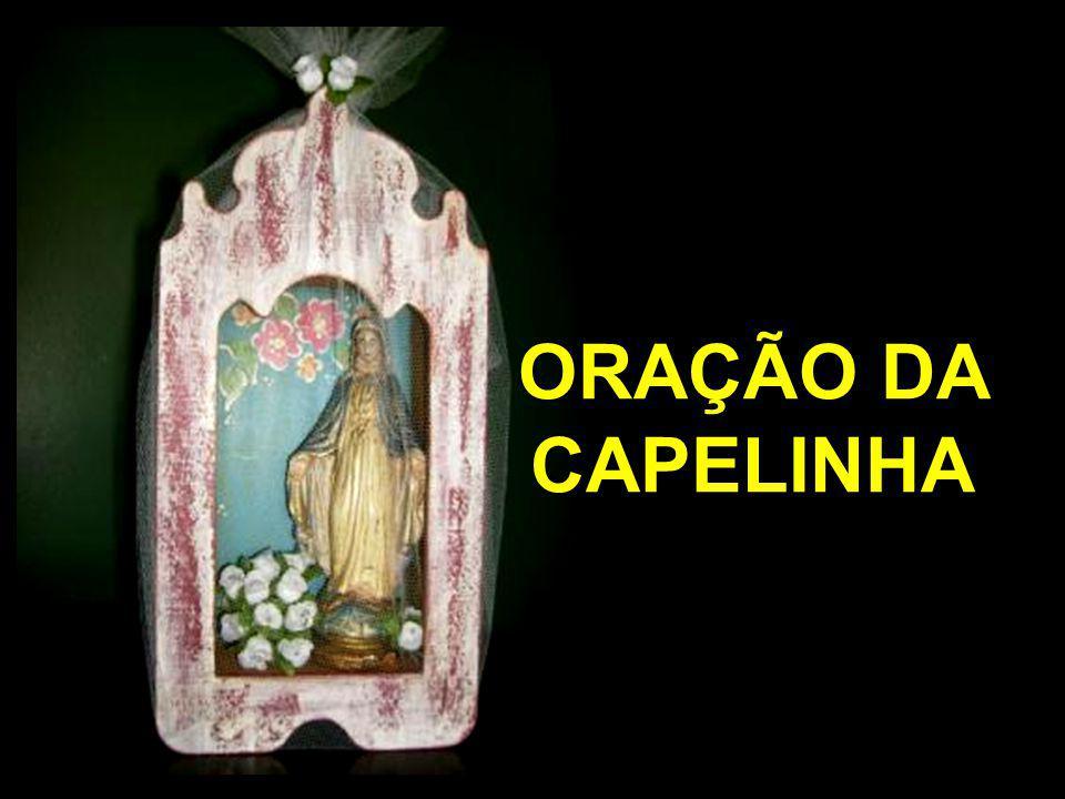 ORAÇÃO DA CAPELINHA