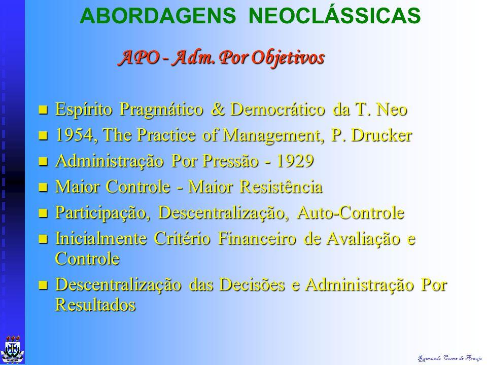 Raimundo Cosme de Araujo Tipos: Tipos:  Funcional - Agrupamento por Atividades ou Funções Principais  Produtos/Serviços - Agrupamento Por Resultados
