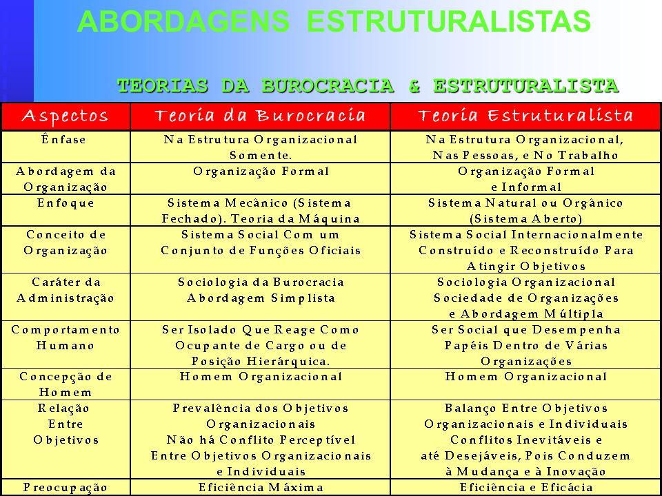 Raimundo Cosme de Araujo ABORDAGENS ESTRUTURALISTAS 1. Convergência de Várias Abordagens Divergentes 1. Convergência de Várias Abordagens Divergentes