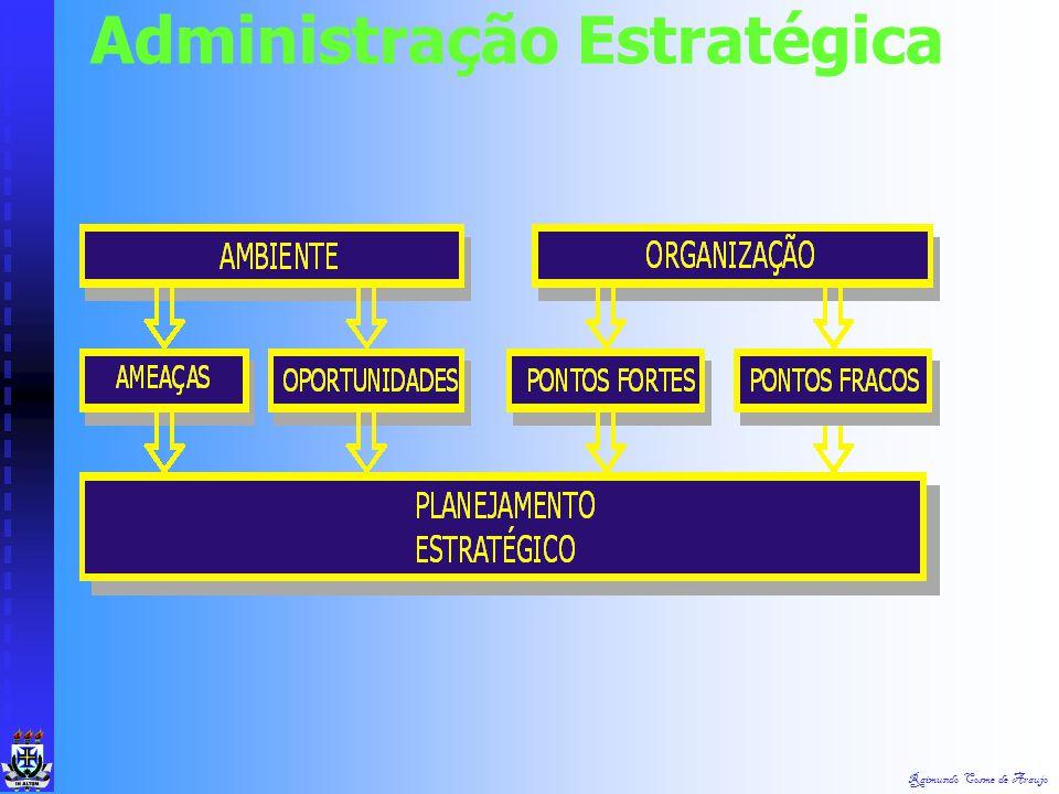 Raimundo Cosme de Araujo Administração Estratégica