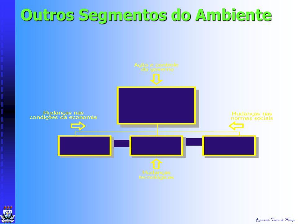 Raimundo Cosme de Araujo Análise de Mercado O mercado pode ser estudado segundo quatro enfoques ou bases principais, que também são utilizadas como in