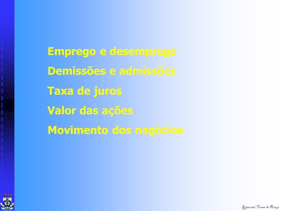 Raimundo Cosme de Araujo Qualidade Total REGULARIDADE: uniformidade. Produtos ou serviços idênticos. ADEQUAÇÃO AO USO: qualidade de projeto e ausência