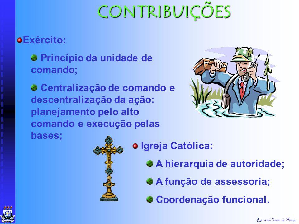 Raimundo Cosme de Araujo ADMINISTRAÇÃO COMO CIÊNCIA Essa disciplina começou a se desenvolver através da observação da realidade por parte dos primeiro