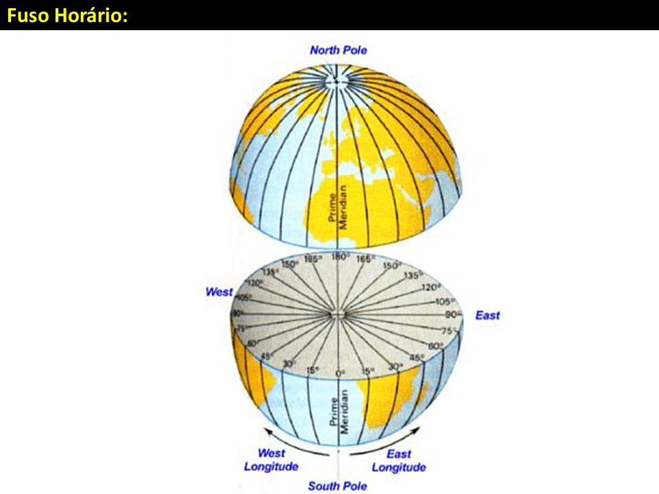 -12-11-10-9-8-7-6-5-4-3-20123456789101112 1801651501351201059075604530150 3045607590105120135150165180 longitude Leste Oriente Oeste Ocidente