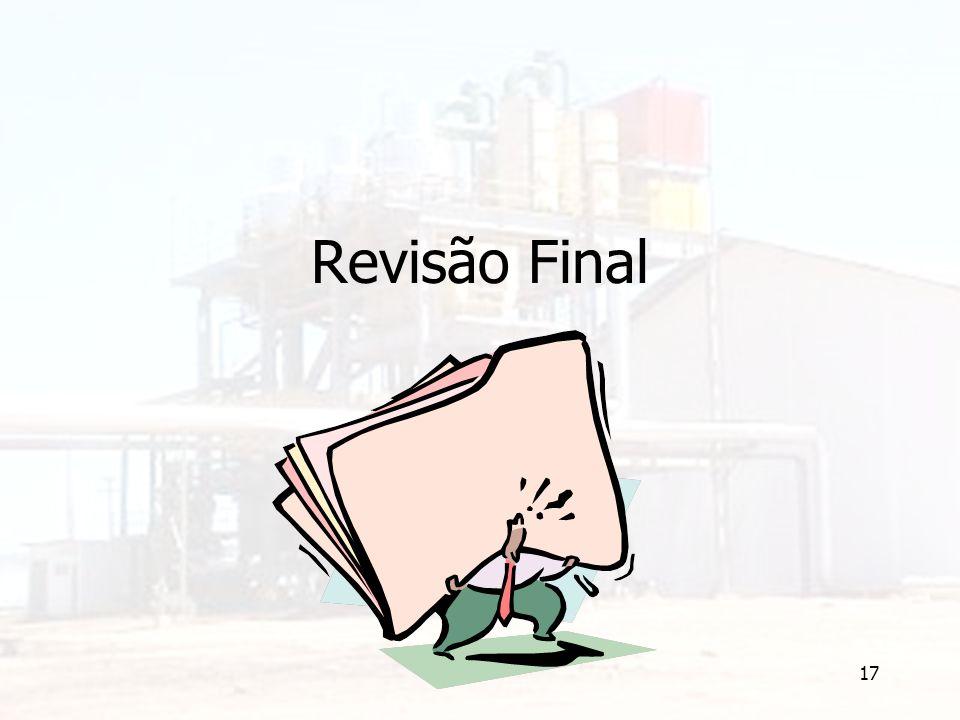 17 Revisão Final