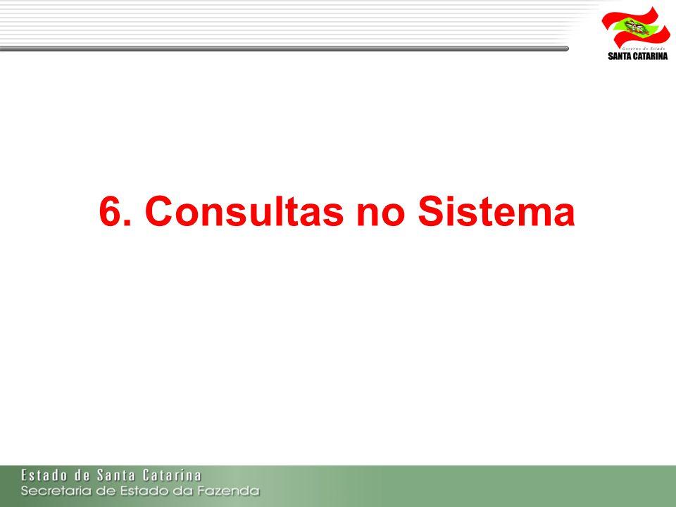 6. Consultas no Sistema