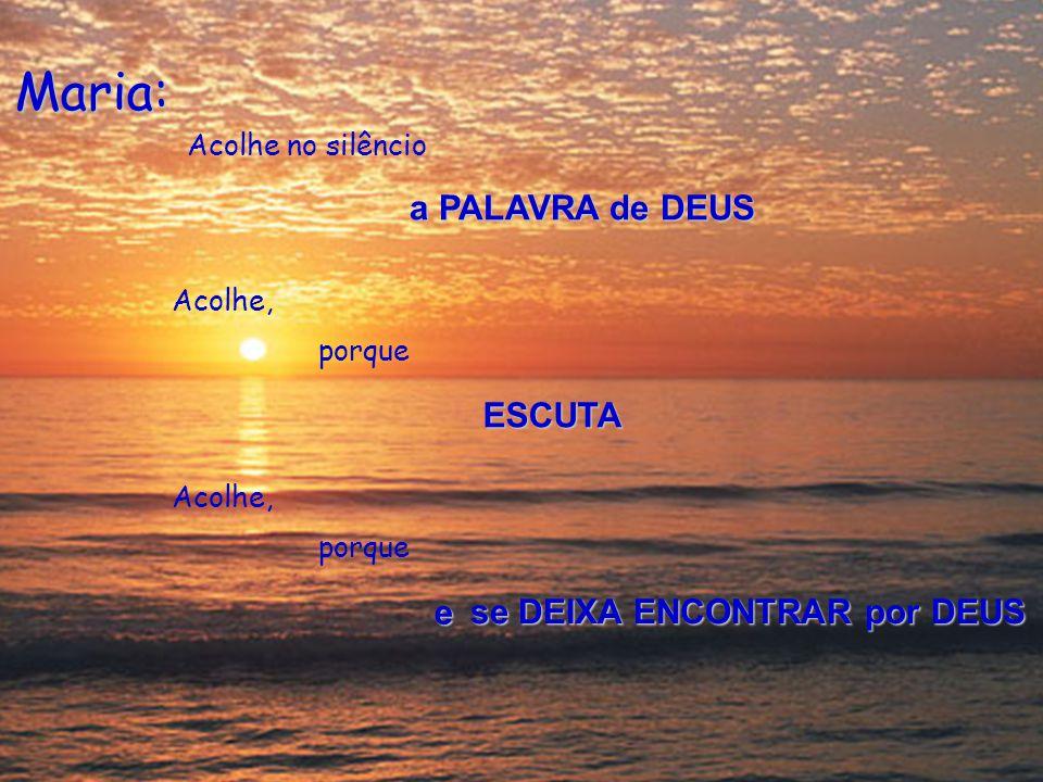 Jesus hoje também… Diz-me !!! Diz-te !!! Diz-nos !!! Eis aí a tua mãe Jo 19, 27