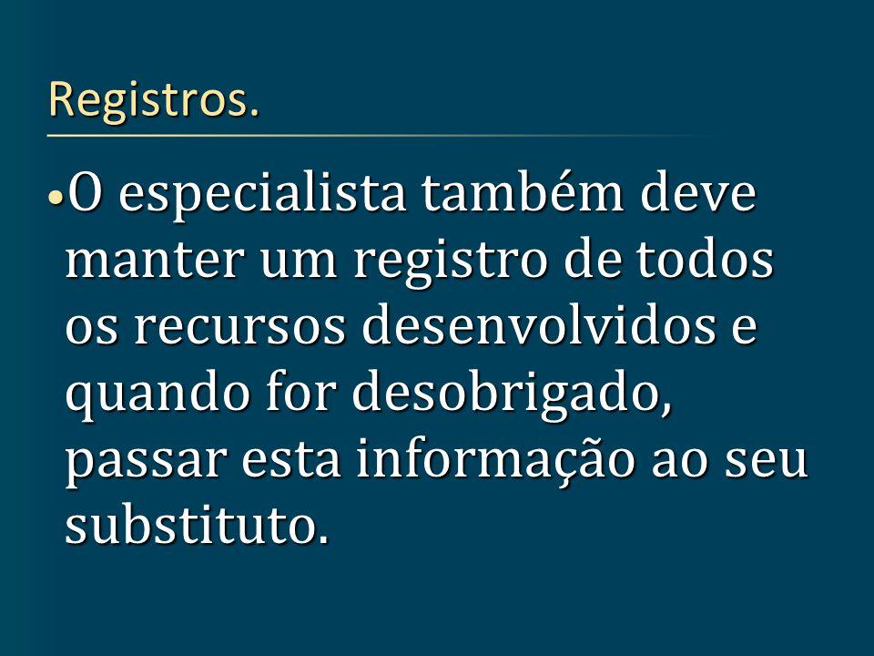 Registros.