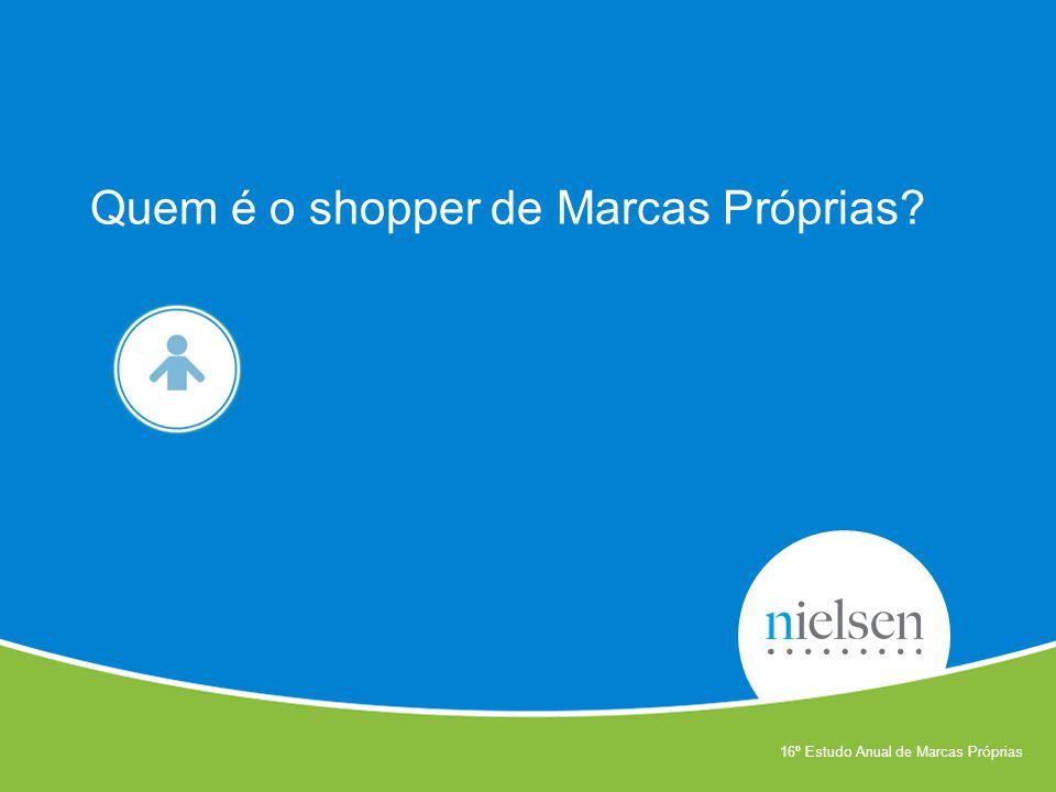 47 Copyright © 2010 The Nielsen Company. Confidential and proprietary. 16º Estudo Anual de Marcas Próprias Quem é o shopper de Marcas Próprias? Quem é