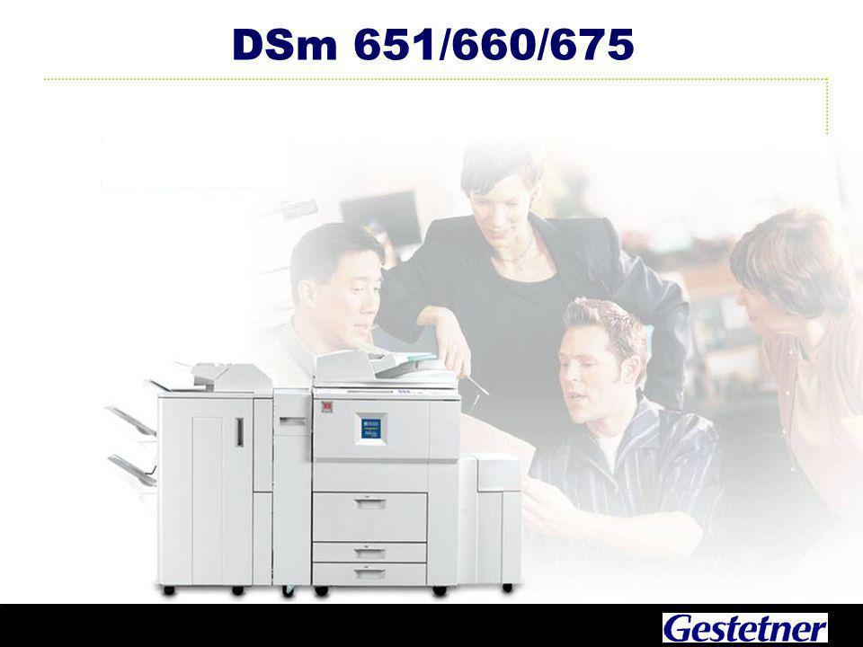 DSm 651/660/675