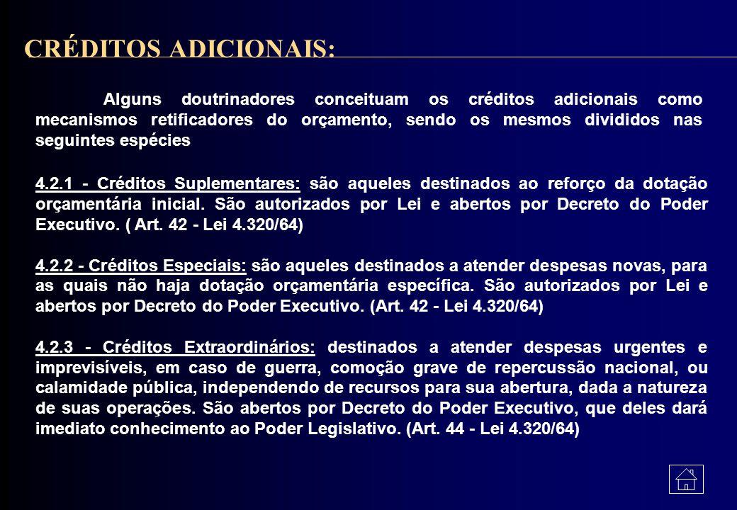 14.000 - TSE Descentralização Externa: É a movimentação de créditos orçamentários entre unidades gestoras pertencentes a órgãos distintos - destaque.