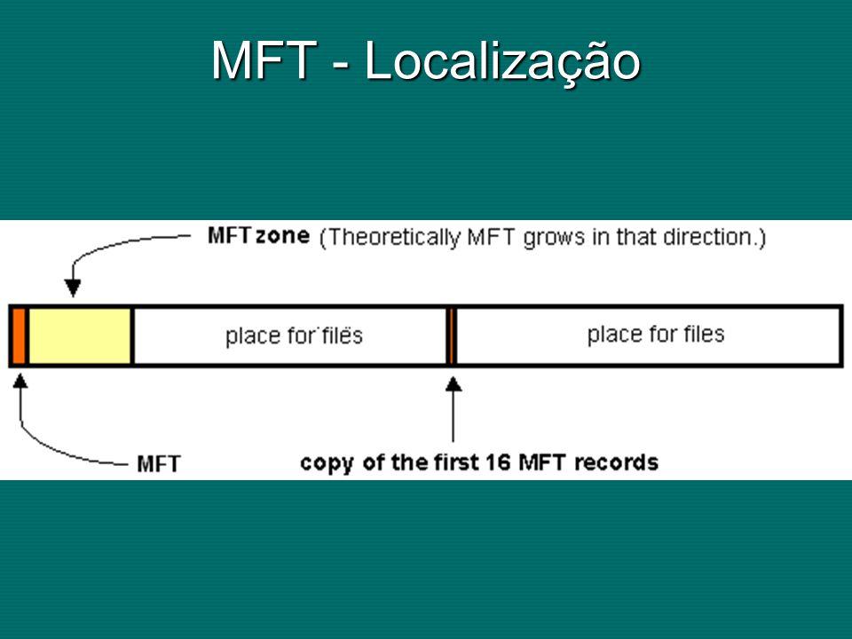 MFT - Localização