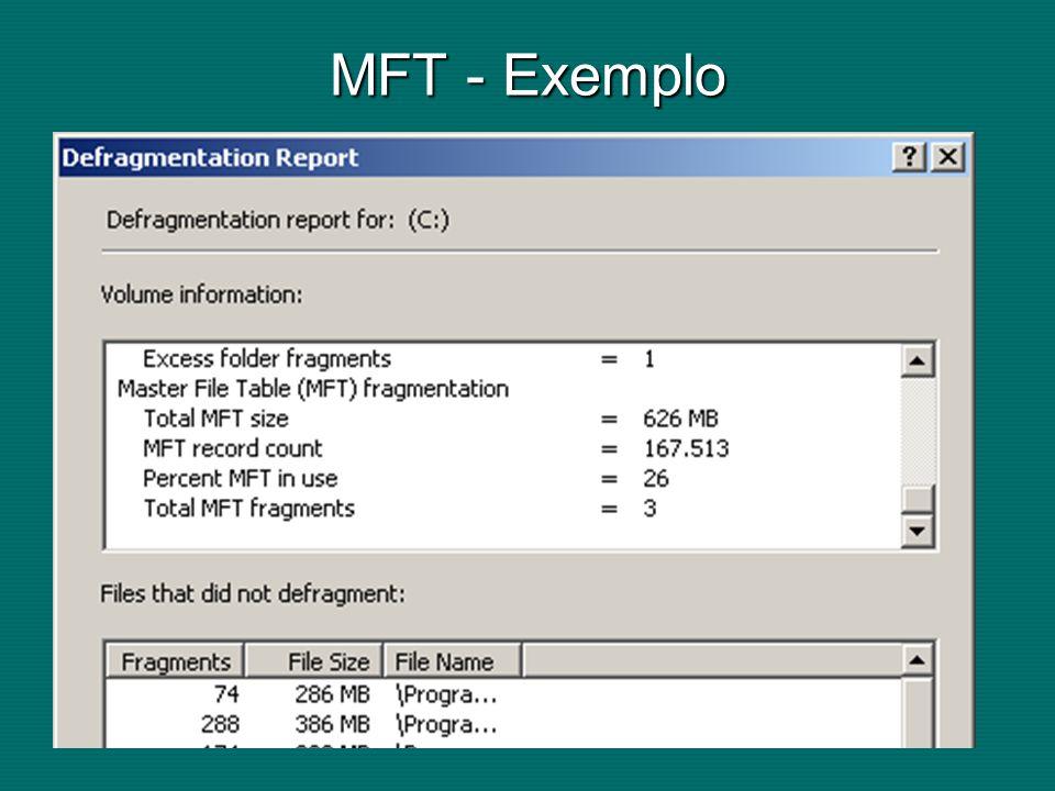MFT - Exemplo