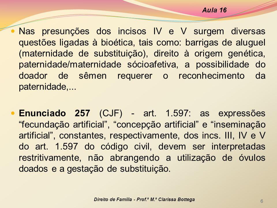Afastamento da presunção: art.1.599, CC => impotência generandi ou coeundi ?.