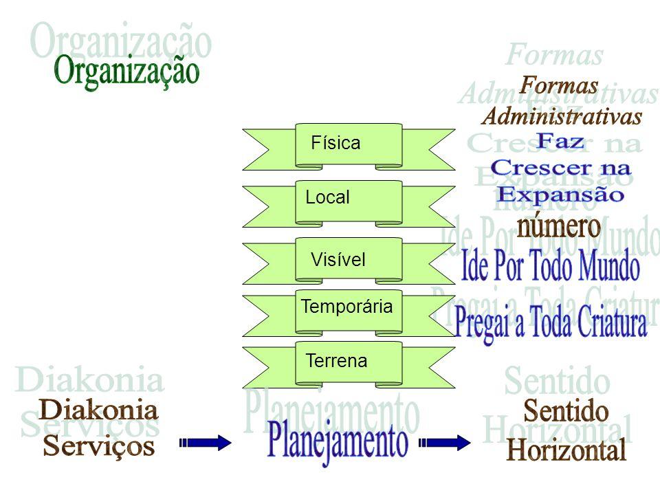 Física Local Visível Temporária Terrena