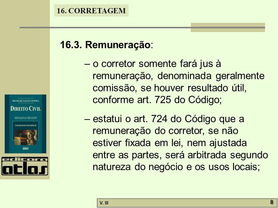 16. CORRETAGEM V. III 8 8 16.3.
