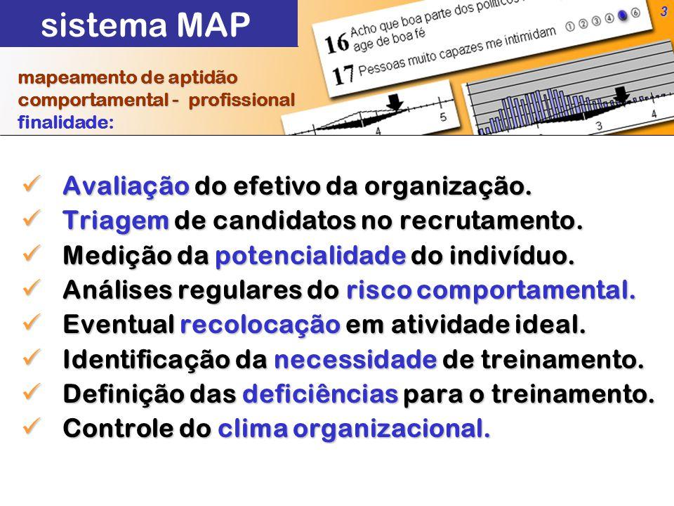 3 Avaliação do efetivo da organização. Avaliação do efetivo da organização.