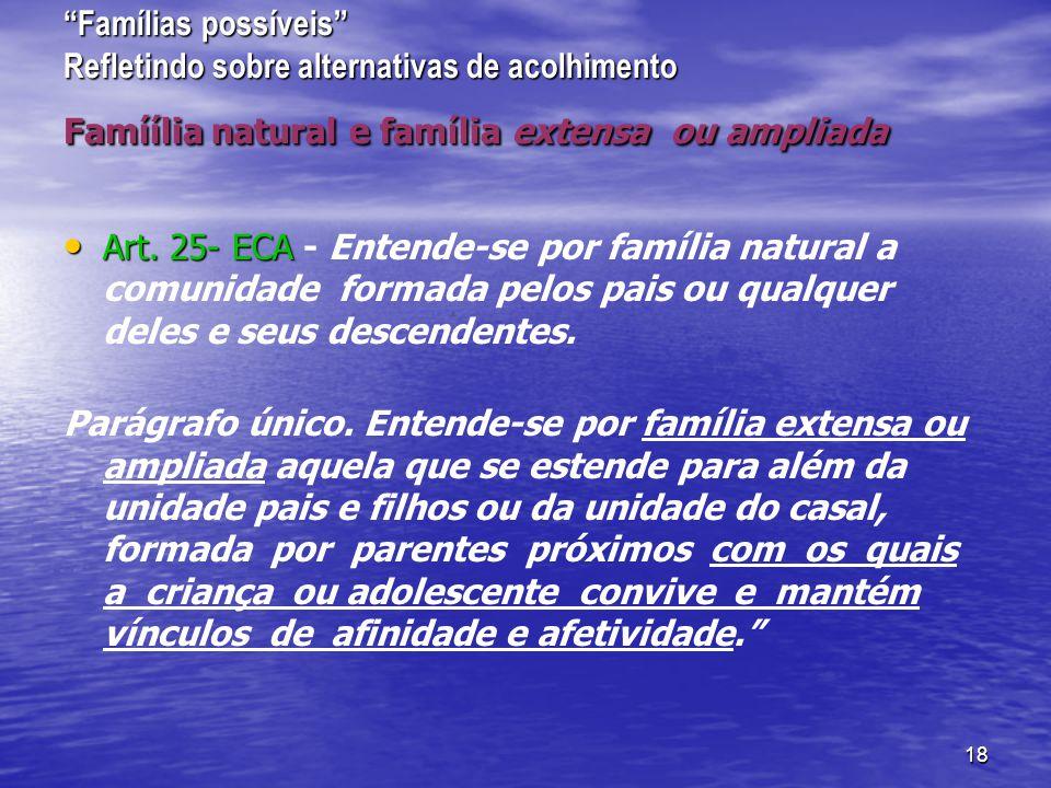 Familia Natural Eca Por Família Natural a
