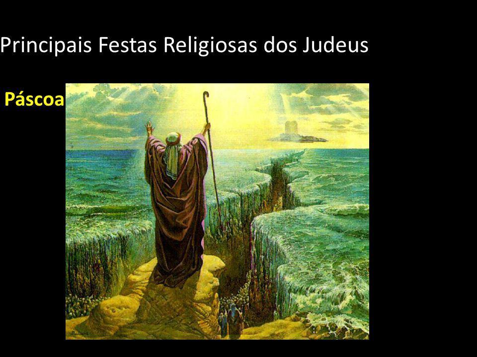 Principais Festas Religiosas dos Judeus Páscoa