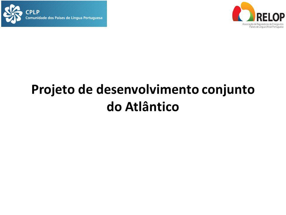 Projeto de desenvolvimento conjunto do Atlântico