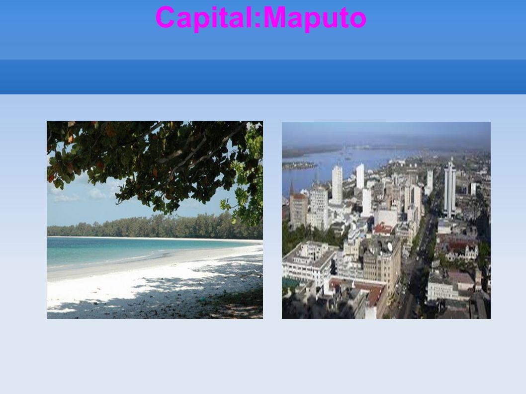Capital:Maputo