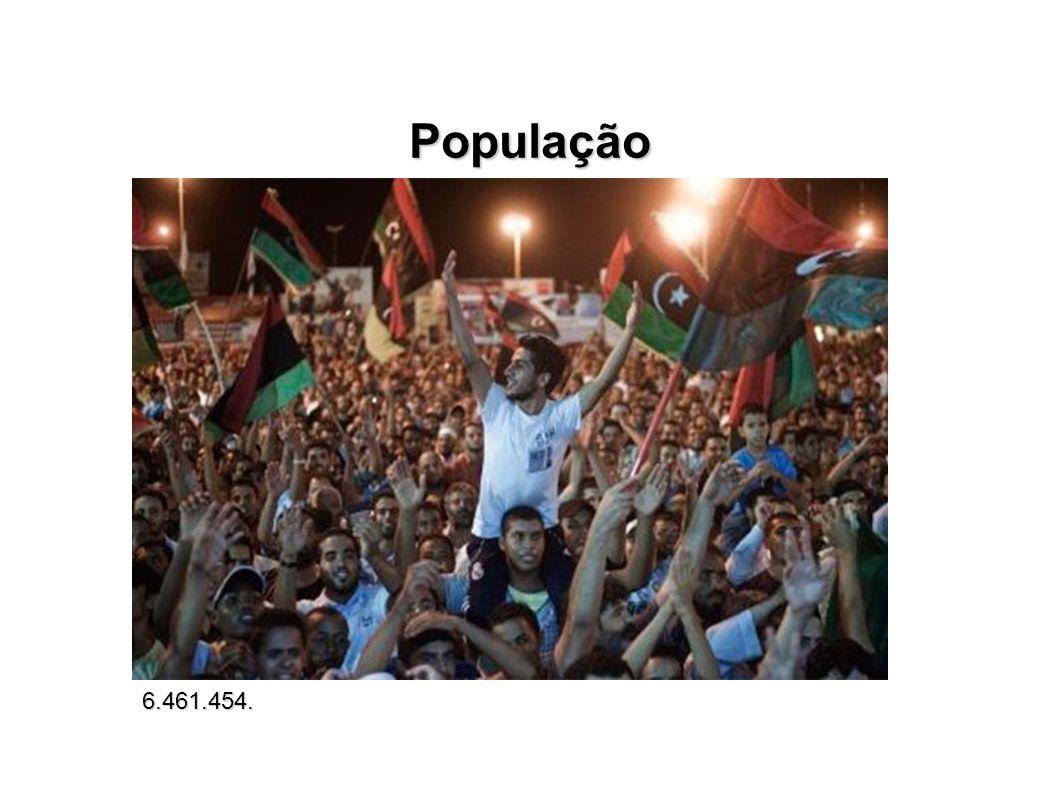 População 6.461.454.