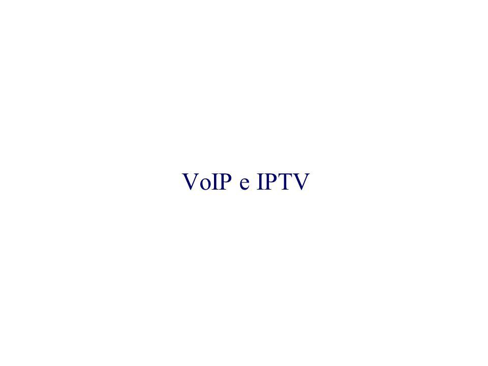 VoIP e IPTV
