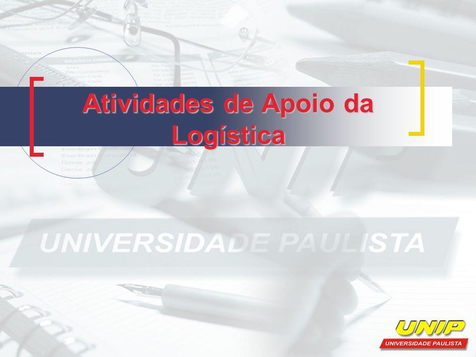 Um resultado positivo de uma atividade logística dependerá da adequação das atividades primárias com as atividades de apoio.