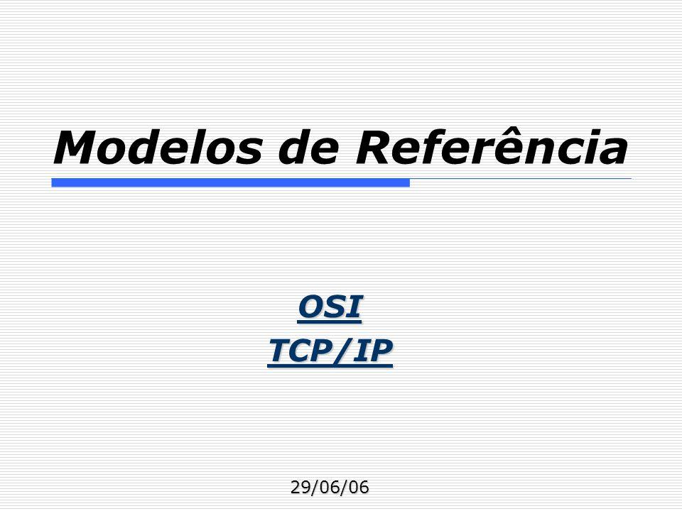 Modelos de Referência OSITCP/IP29/06/06