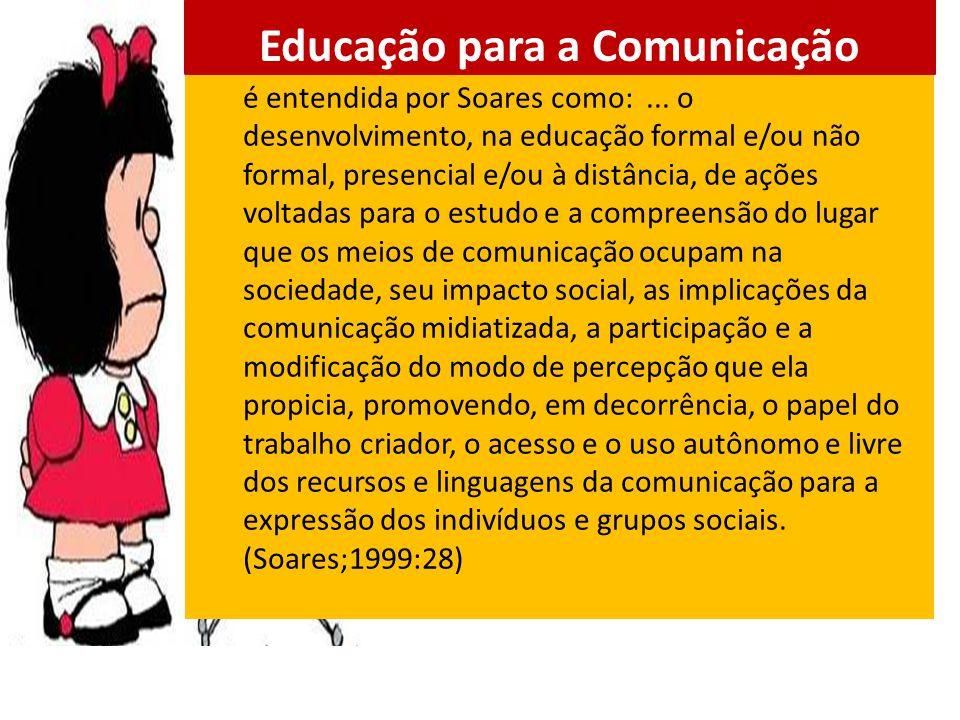 é entendida por Soares como:... o desenvolvimento, na educação formal e/ou não formal, presencial e/ou à distância, de ações voltadas para o estudo e