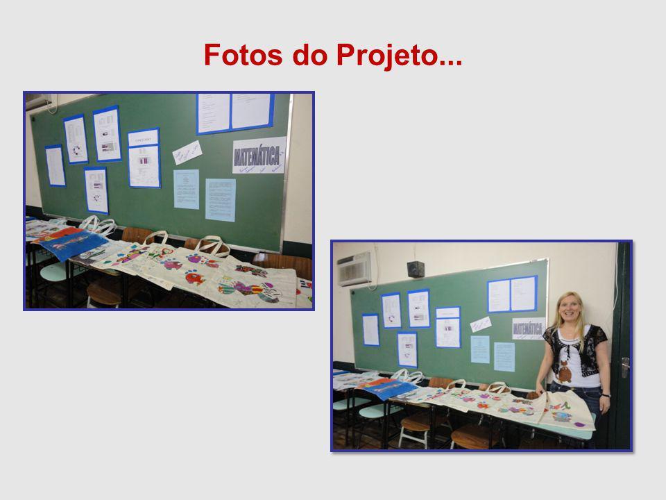 Fotos do Projeto...