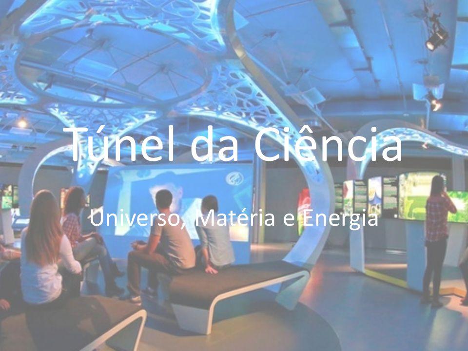 Túnel da Ciência Universo, Matéria e Energia