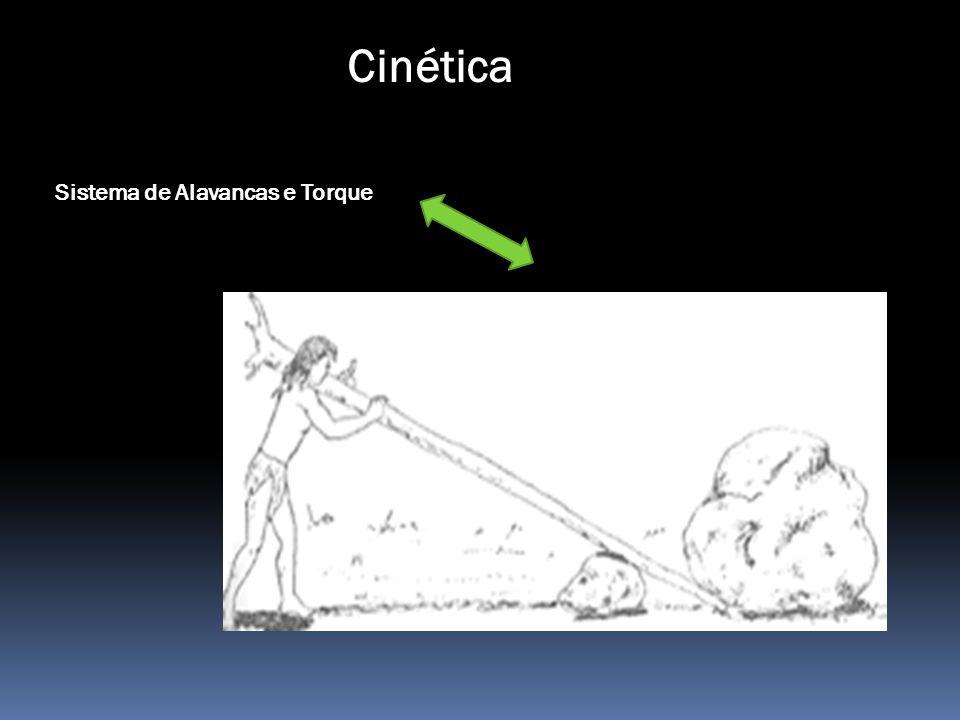 Cinética Sistema de Alavancas e Torque