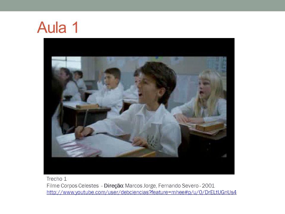 Aula 1 Trecho 1 Filme Corpos Celestes - Direção: Marcos Jorge, Fernando Severo - 2001 http://www.youtube.com/user/debciencias?feature=mhee#p/u/0/DrELt