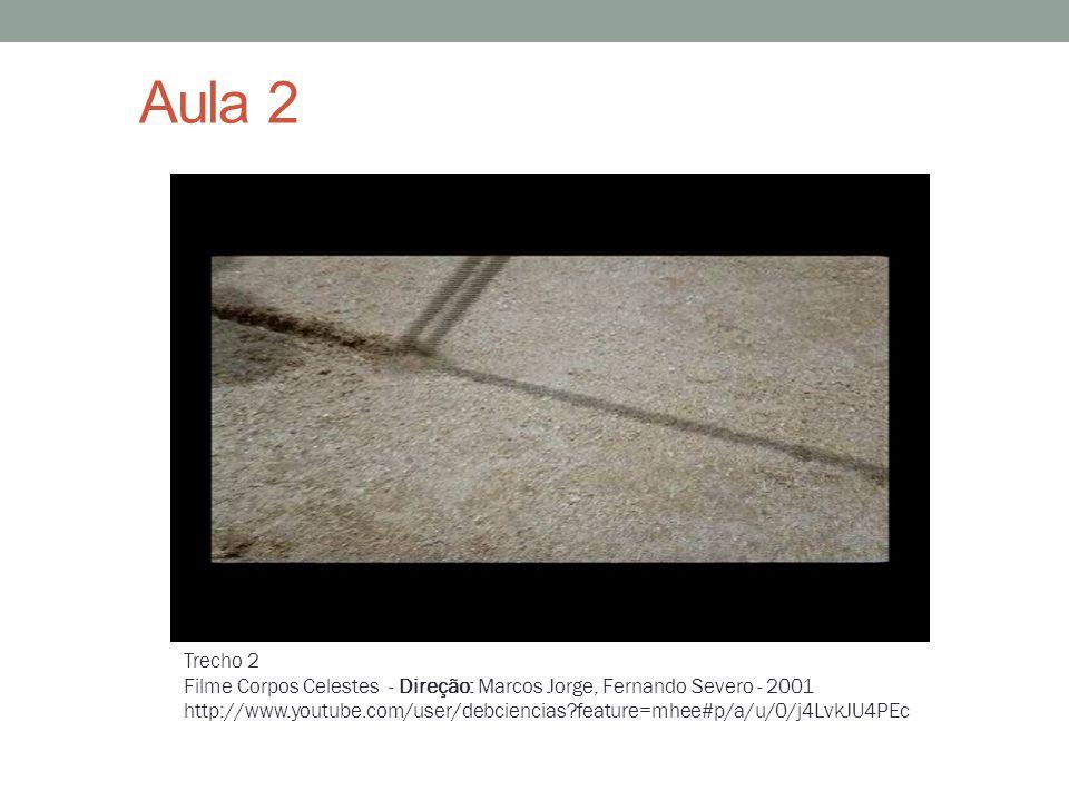 Aula 2 Trecho 2 Filme Corpos Celestes - Direção: Marcos Jorge, Fernando Severo - 2001 http://www.youtube.com/user/debciencias?feature=mhee#p/a/u/0/j4L