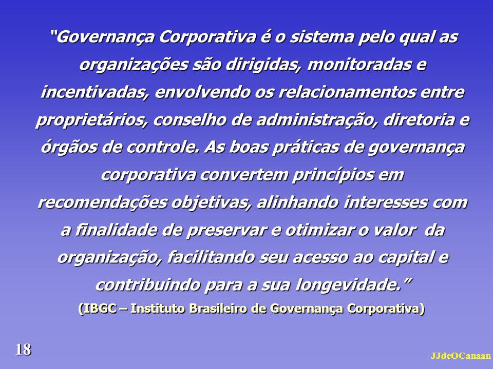 JJdeOCanaan 17 GovernançaCorporativa